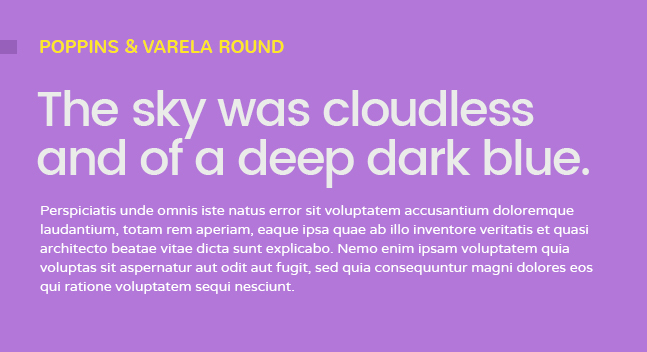 My Pick of 5 Best Google Font Combinations for Web Design